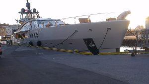 båtinteriør